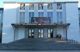Białystok Atrakcja Teatr Teatr Dramatyczny im. Aleksandra Węgierki