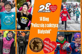Białystok Wydarzenie Bieg 14 Bieg