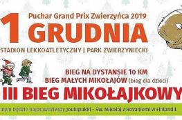 Białystok Wydarzenie Bieg III Bieg Mikołajkowy