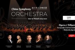 Białystok Wydarzenie Koncert China Symphony Orchestra